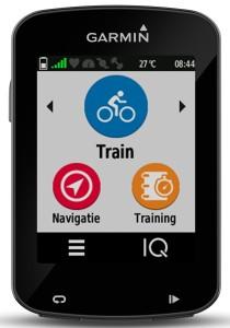 Garmin Edge 820 handleiding voor de fiets