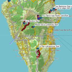 La Palma routes