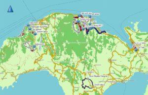 samos routes