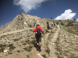 crete de vars bergwandelen