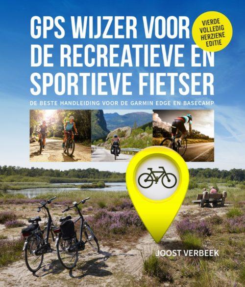 Aankondiging: Edge gps wijzer voor de sportieve en recreatieve fietser vierde editie
