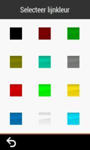 Edge 1030 Plus kleuren