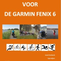 Fenix 6 voorzijde handleiding