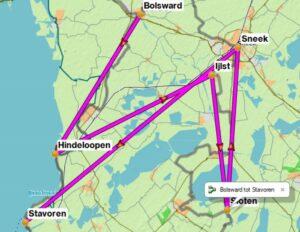 routes optimaliseren